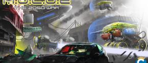 M.O.L.U.E 2050 War